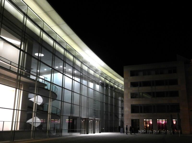 Nürnberg Neues Museum GeschichtenAgentin Museumsbesuch