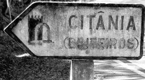 Citania Briteiros in Portugal - Freilicht Museum