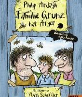Kinderbuch Familie Grunz hat Ärger Band 1