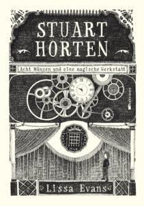 Kinderbuch Stuart Horten Band 1