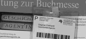 Meine 27. Frankfurter Buchmesse