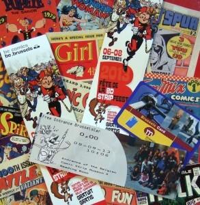 Mein Besuch im Comic-Museum Brüssel