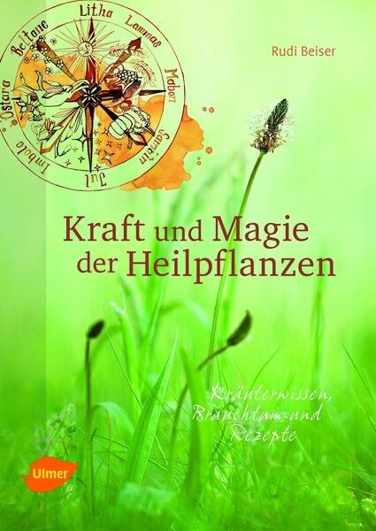 Kraft und MAgie der Heilpflanzen SAchbuch