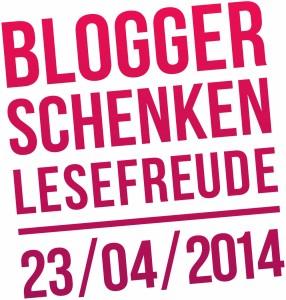Blogger schenken Lesefreude 2014 Endspurt