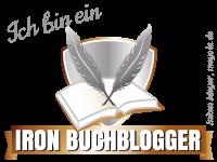 Logo Iron-Buchblogger