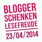 Blogger schenken Lesefreude Logo klein