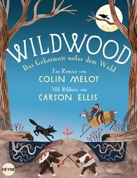 Wildwood Band 2 Jugendbuch