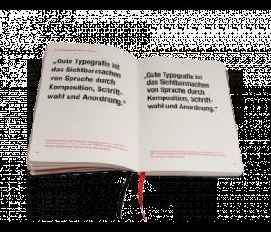 Innenansicht Schrift wirkt Hermann Schmidt Verlag