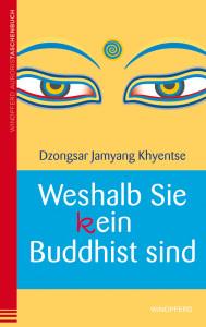 Weshalb sie (k)ein Buddhist sind - Buch-Tipp