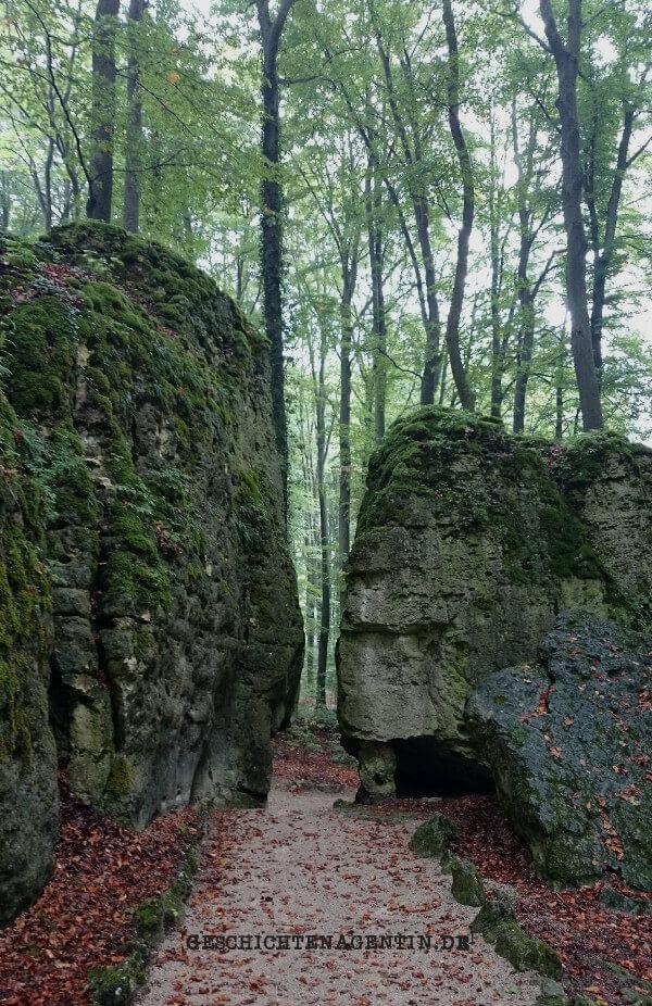 Sanspareil – ein Landschaftsgarten im Wald