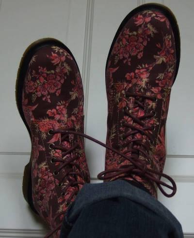 Schuhwerk fü die Buchmesse - Mein Buchmessen-ABC