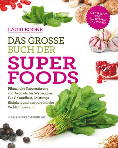 Große Buch der Superfoods