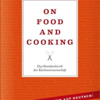 Kochbuch On food and cooking