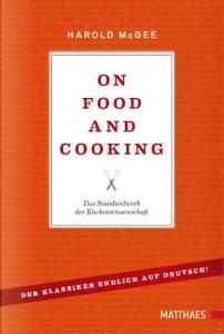Kochbuch: On food and cooking - Küchenwissenschaft