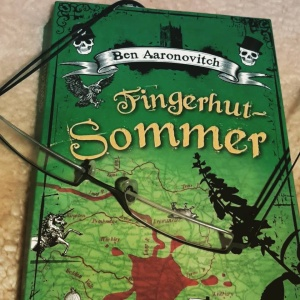 Fingerhutsommer - Fantasy-Roman - Rezension