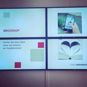 bookupDE Stadtbibliothek Mannheim
