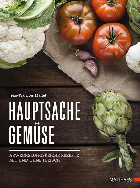 Kochbuch Hauptsache Gemüse