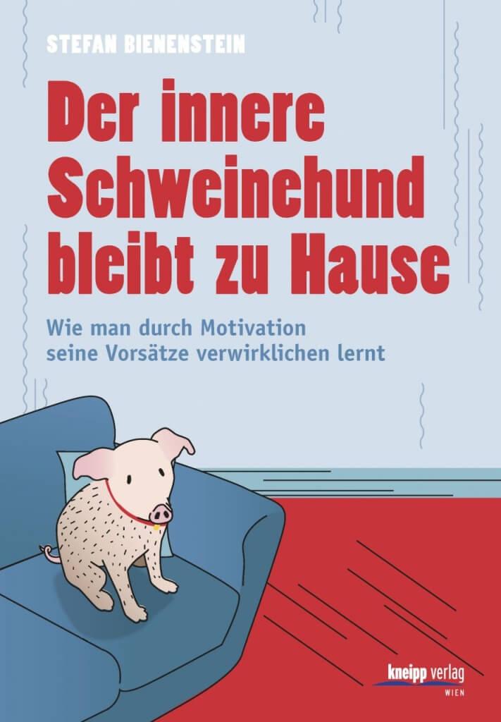 Sachbuch zum Thema Motivation: der innere Schweinehund bleibt zu Hause