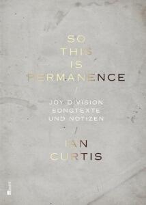 Buch Songtexte Joy Division Ian Curtis