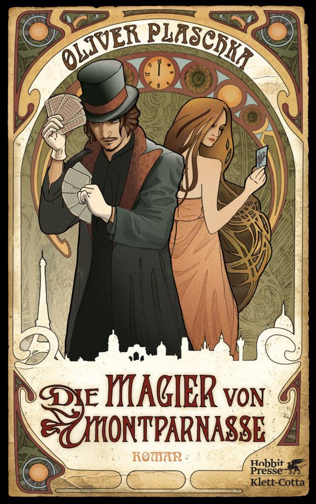 Fantasy Rezension Magier von Montparnasse
