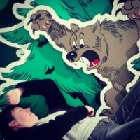 Bär im Wald von Entenhausen