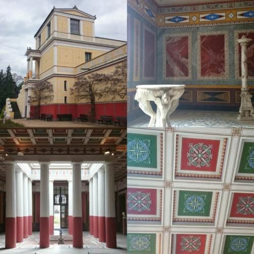 Pompejanum Aschaffenburg Mein Museum Meine Villa