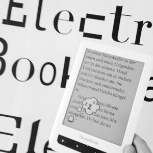 eReader auf der Electric Book Fair Berlin