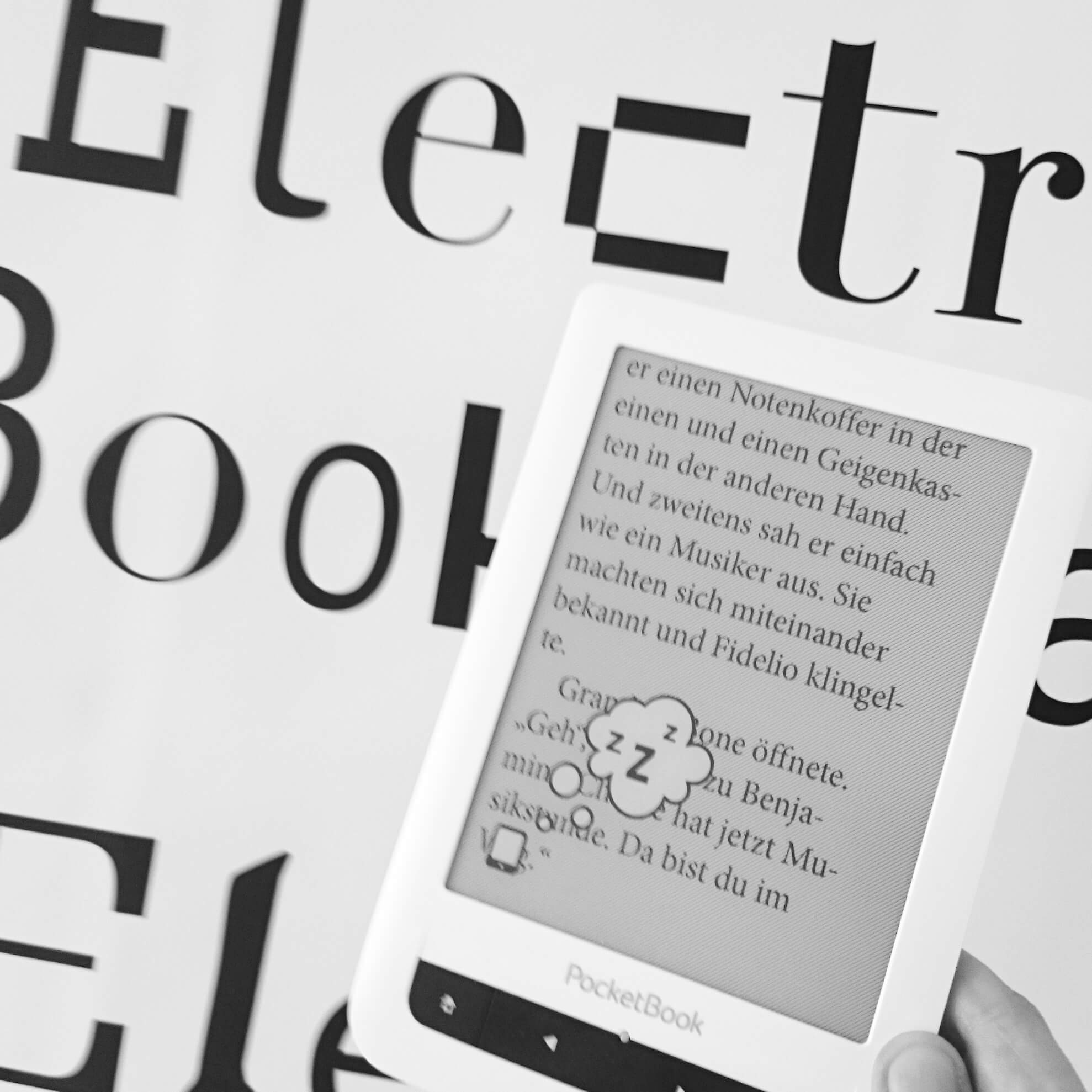 eReader auf der Electric Book Fair Berlin