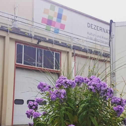 dezernat 16 in Heidelberg. Toller Veranstaltungsort für das Barcamp Rhein-Neckar