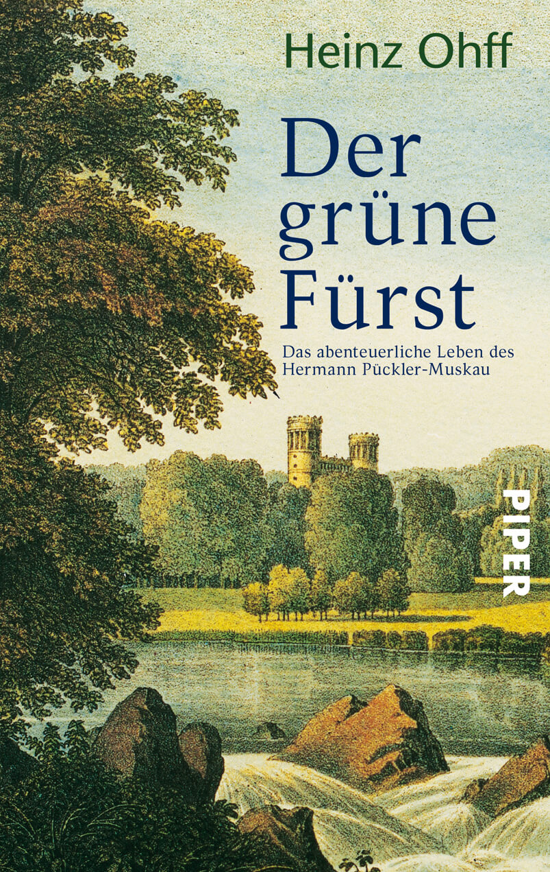 Biographie Fürst Pückler