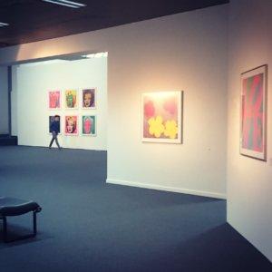 Pop up - Marilyn von Warhol und andere bunte Bilder im Hack Museum in Ludwigshafen