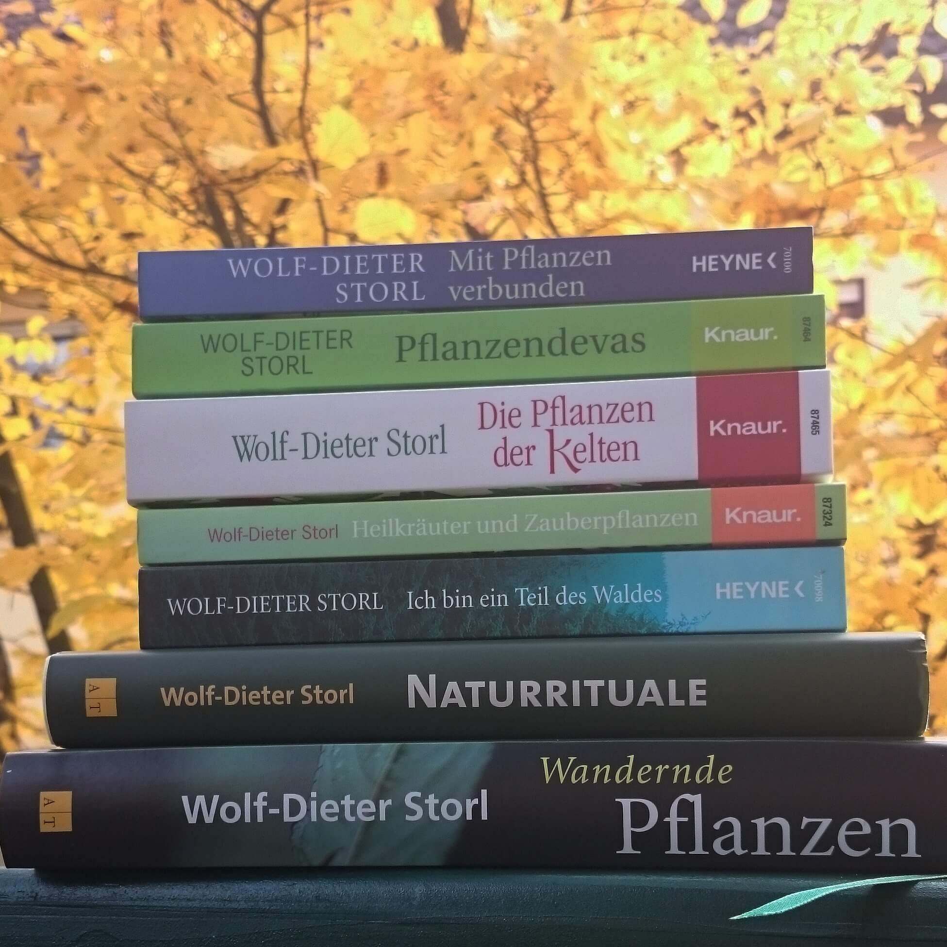 Bücher von Storl die ich gelesen habe