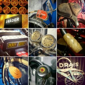 Instagram Bilder zur Ausstellung Drais 200