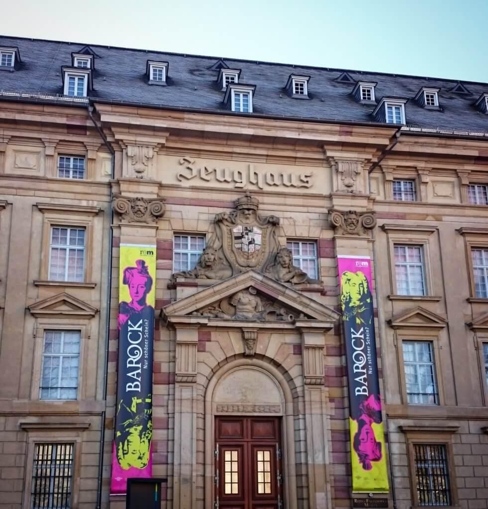 Barock Ausstellung im Engelhorn Museum Mannheim