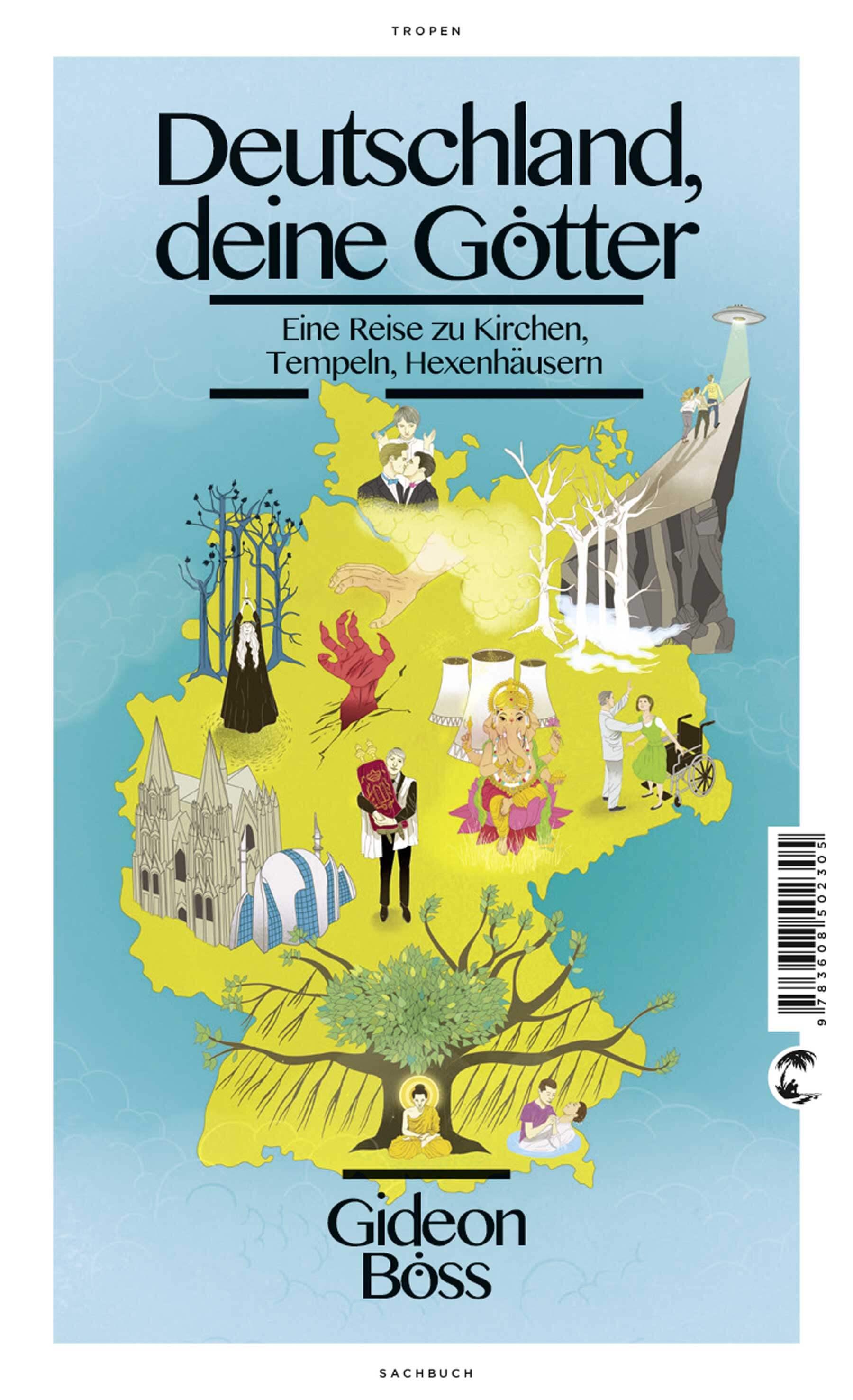 Sachbuch Deutschland deine Götter