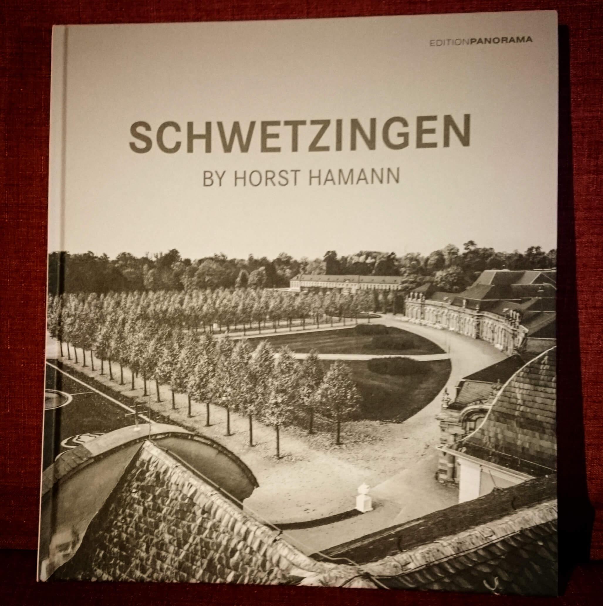 Bildband Schwetzingen Schlossgarten hamann