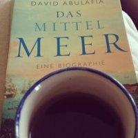 Mittelmeer mit Tee