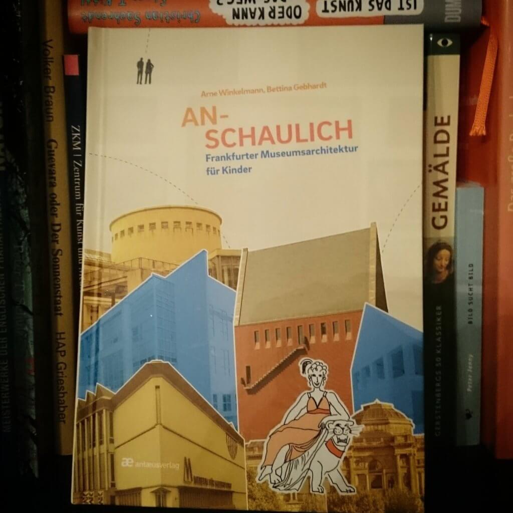 Museen in Frankfurt und ihre Architekur. Museumsarchitektur erklärt für Kinder