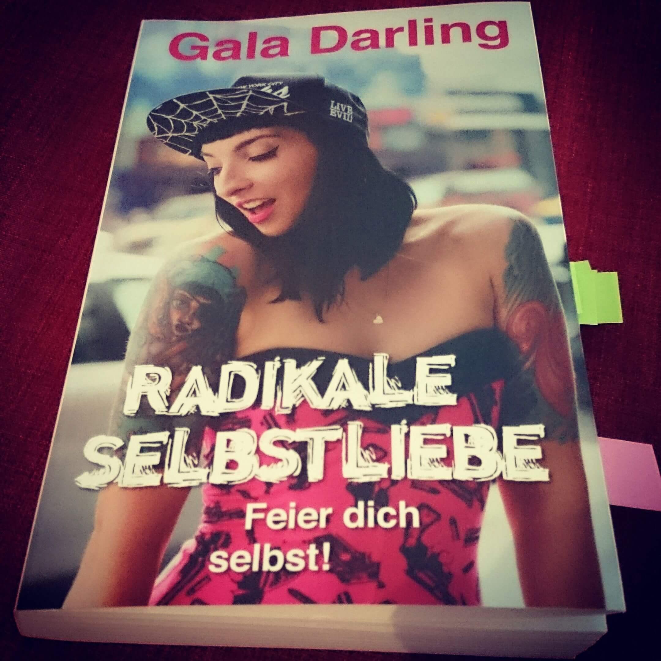 Gala Darling Radikale Selbstliebe Sachbuch
