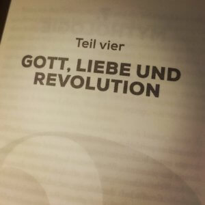 Gott. Liebe und Revolution - Daniel Pinchbeck in How soon is now