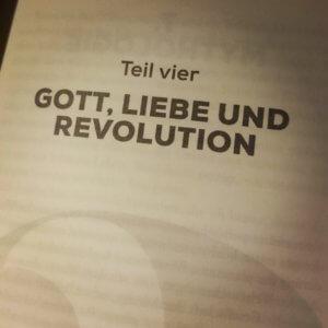 Gott. Liebe und Revolution - Daniel Pinchbeck in How soon is now