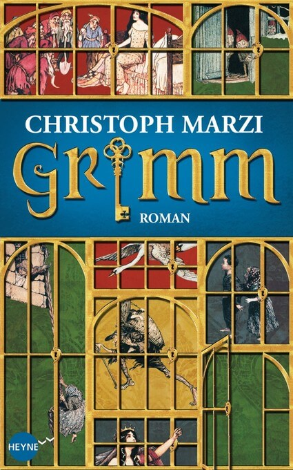 Christoph Marzi - Grimm - Fantasy