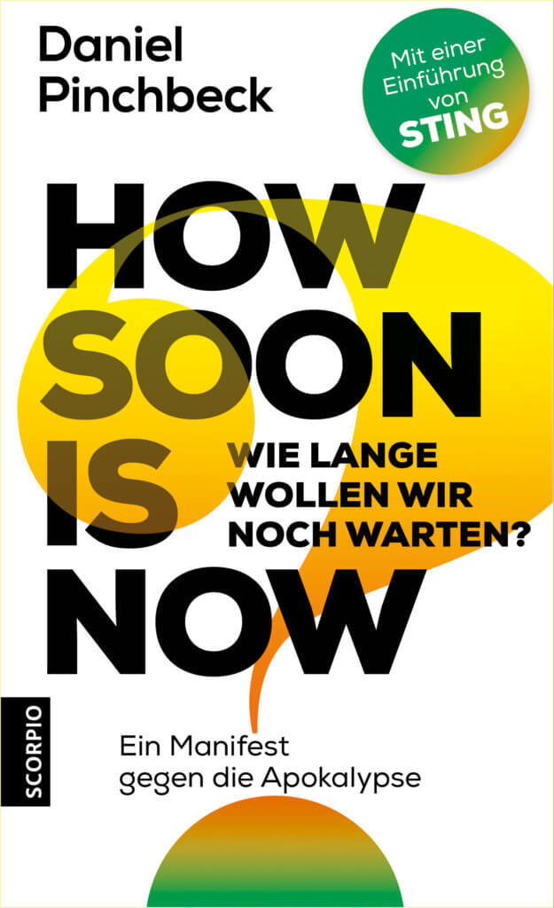 Daniel Pinchbeck How soon is now Sachbuch