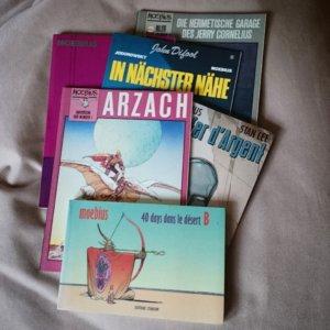 Moebius Comics