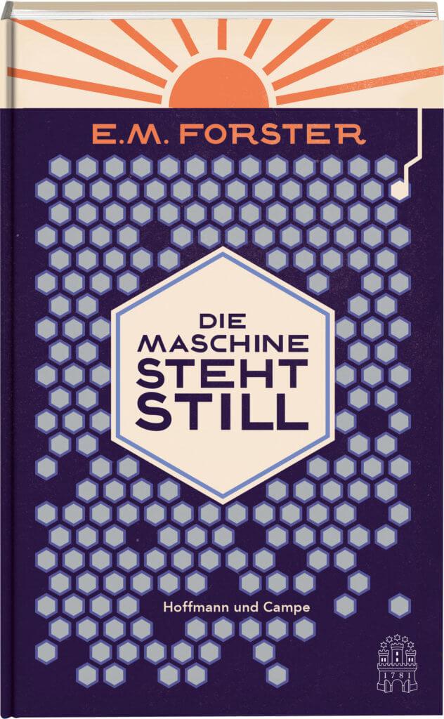 Die Maschine steht still - E.M. Forster - kurzer Roman