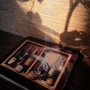 Aufnahme eines Schattenspiels, inspiriert durch Peter Jenney -Schule des Sehens BAnd 9