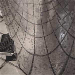 Abfalltonne für Ideen. Mülleimer fotografiert nach der Lektüre von: Peter Jenny - Schule des Sehens Band 9 Notizen zur Fotogestaltung