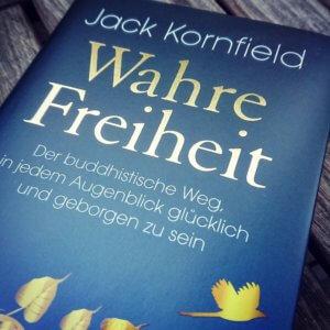 Buch-Cover: Wahre Freiheit von Jack Kornfield