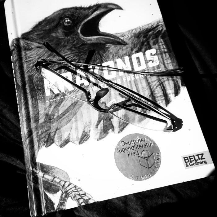 Wieland Freund - Krakonos - Jugendbuch, Fantasy