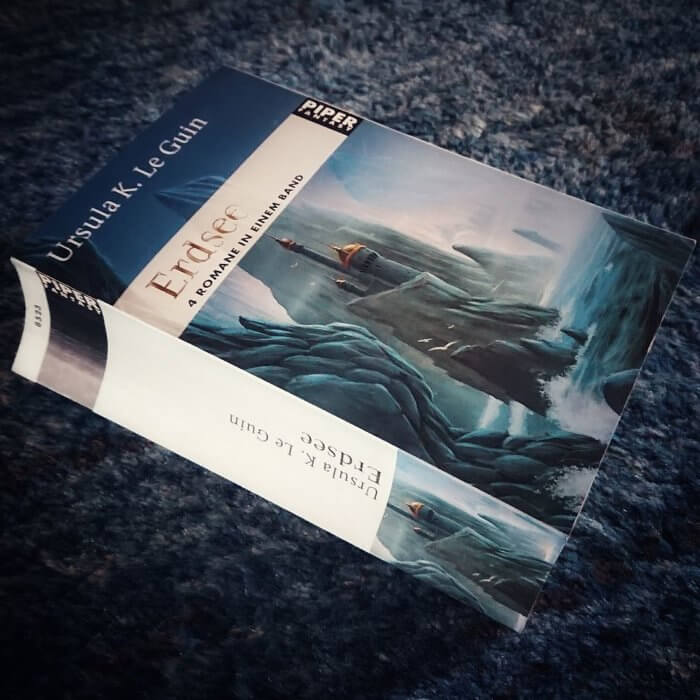 Dicker Schmöker: Der Fantasy-Zyklus Erdsee von Ursula Le Guin.
